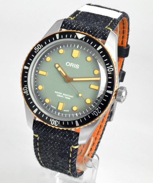 Oris Divers Sixty-Five x Momotaro Spezial Edition - 12,5% saved!*