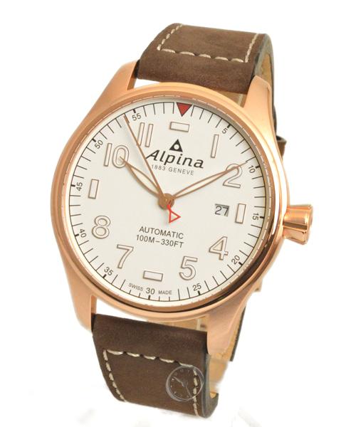 Alpina Startimer Pilot - 37,2% saved ! *