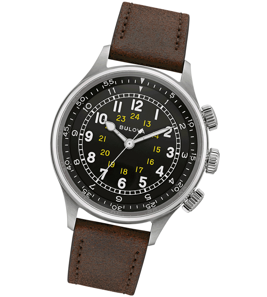 Bulova Classic Pilot - 20% saved*