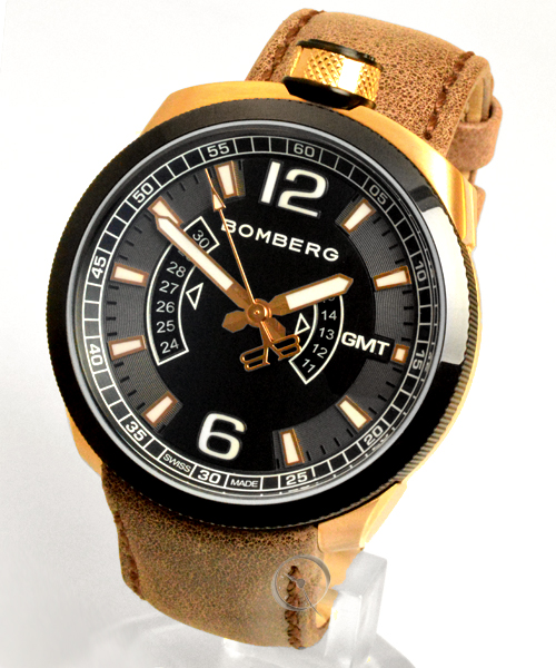 Bomberg Bolt-68 GMT - 35,2% saved! *