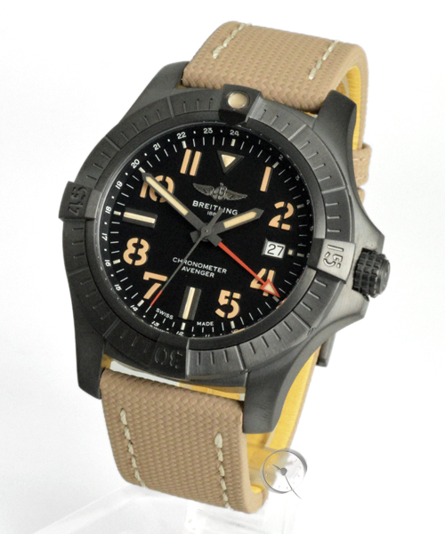 Breitling Avenger 45 GMT Night Mission - 21,2% saved*