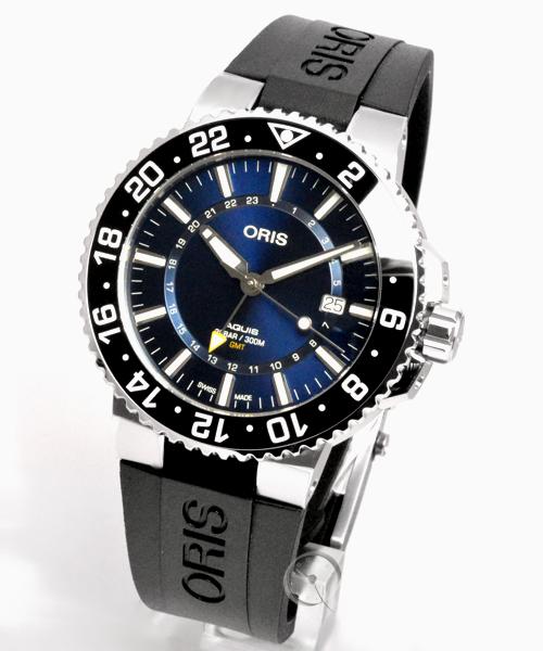 Oris Aquis GMT Date - 20% gespart!*