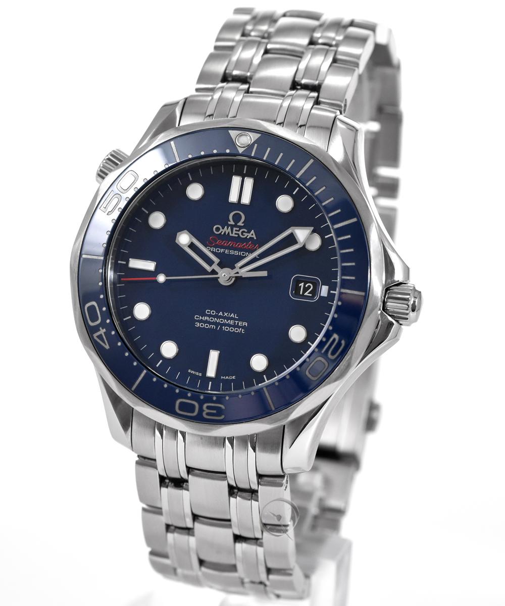 Omega Seamaster Diver 300 M Chronometer