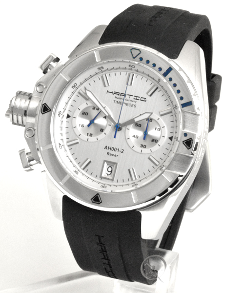 Hartig Racer SE quarz chronograph - Caution: 25,1% gespart! *