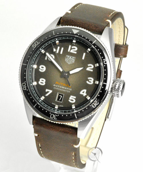 TAG Heuer Autavia Cal. 5 Chronometer - 23,7% saved!*