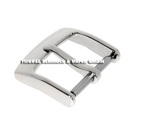 thorn clasp 18ct whitegold very massive in 18 mm