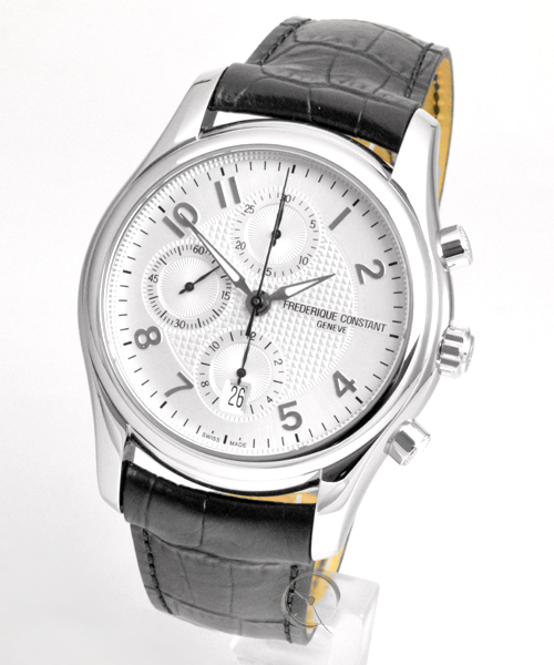 Frederique Constant Runabout Chronograph - Limited Edition - 31,,9% saved!*