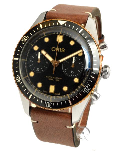 Oris Divers Sixty-Five Chronograph - 26,3% saved!*