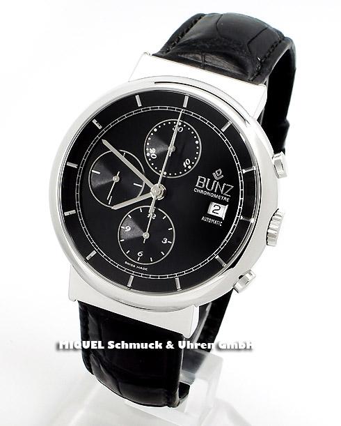 Bunz Automatik Chronograph Chronometer
