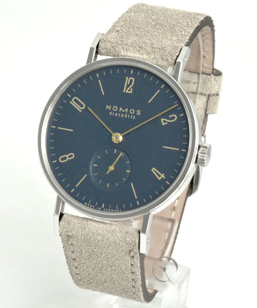 Nomos Tangente 35 darkblue - 19,9% saved*