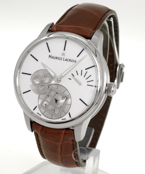 Maurice Lacroix Masterpiece Square Wheel  - 53,0% saved!*