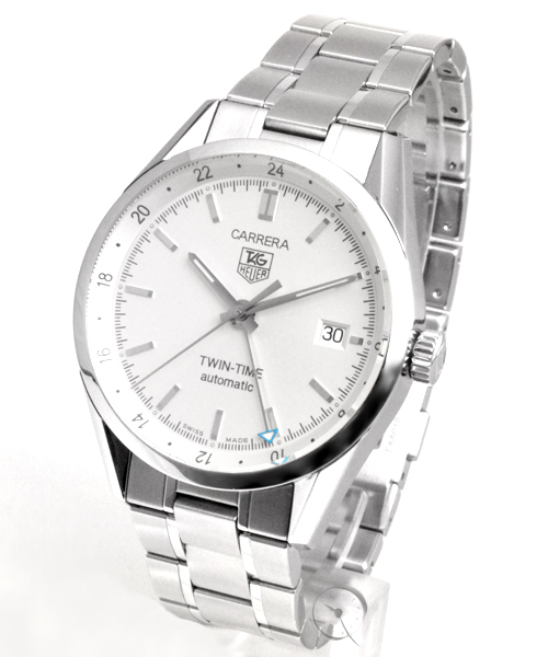 TAG Heuer Carrera Twin Time Automatic Cal. 7