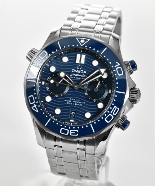 Omega Seamaster Professional Diver 300M Chronometer Chronograph  - 19,2% saved*