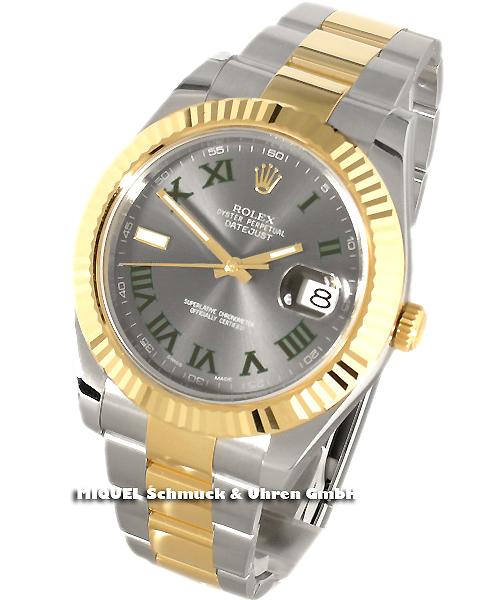 Rolex Oyster Datejust II LC100 - Ref.116333