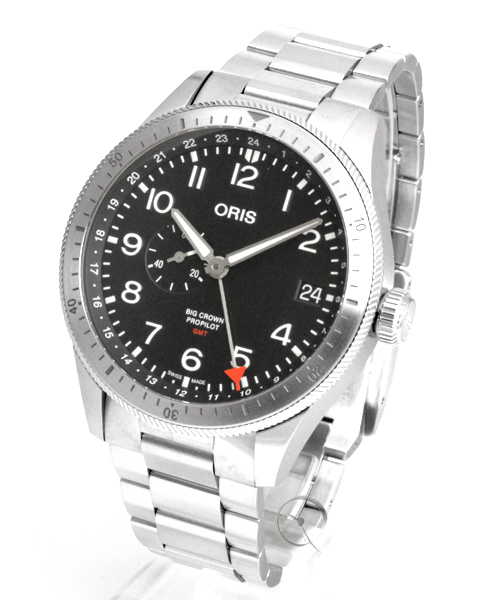 Oris Big Crown ProPilot Timer GMT - 30,8% saved!*