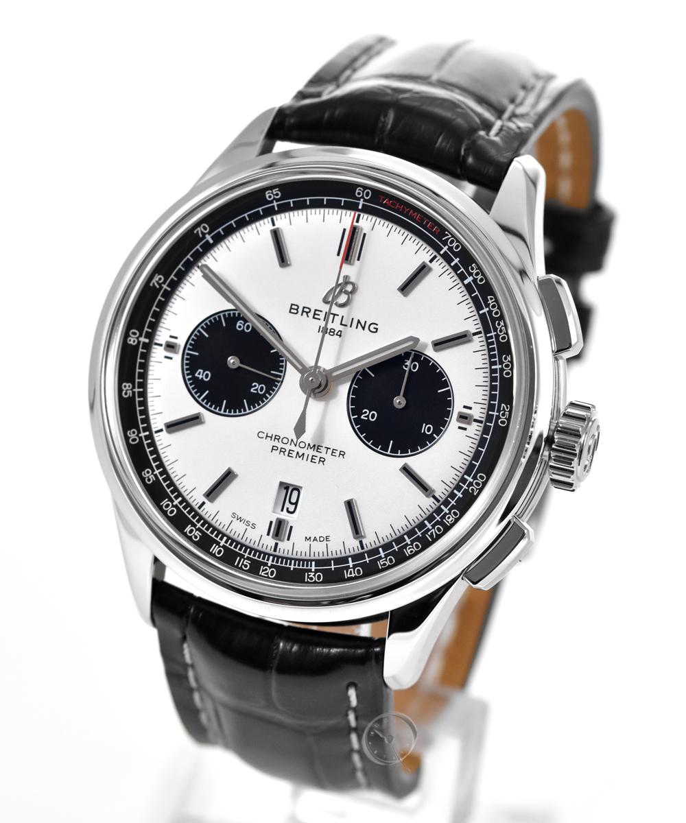 Breitling Premier B01 Chronograph 42 - 25% saved!*