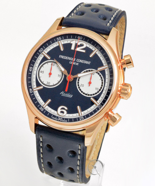 Frederique Constant Vintage Rally Healey Chronograph - 31% saved*