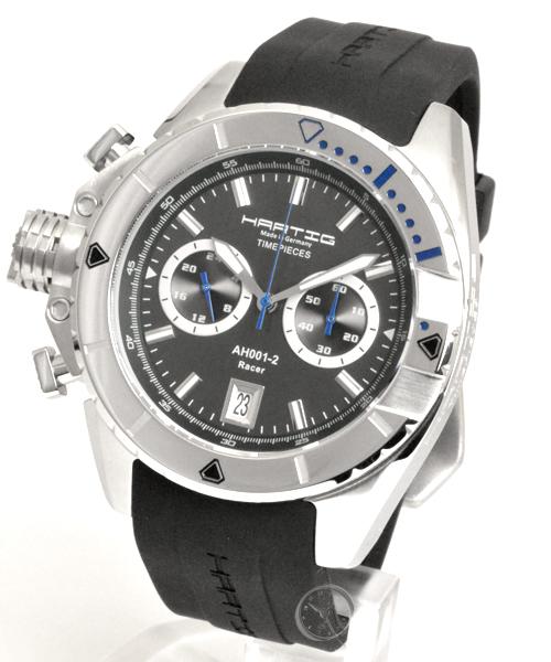 Hartig Racer blue quarz chronograph