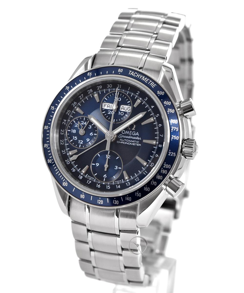 Omega Speedmaster Day-Date automatic Chronometer Chronograph