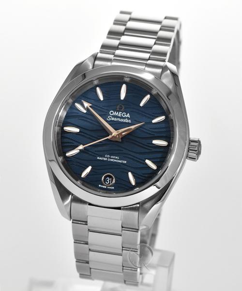 Omega Seamaster Aqua Terra 34 Co-Axial Master Chronometer- 20% saved!*