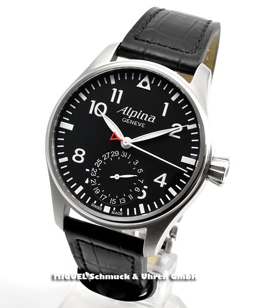 Alpina Startimer Pilot Manufaktur - Limited of 8888 pieces - 41,2% saved ! *