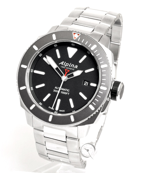 Alpina Seastrong Diver 300 - 30,6% saved! *