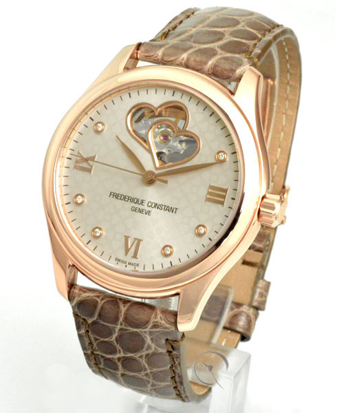 Frederique Constant Double Heart Beat - 31,5 saved*