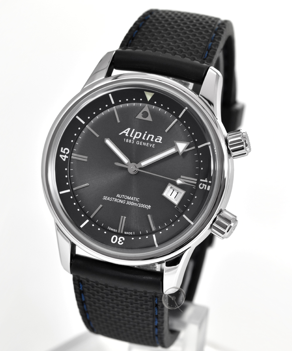 Alpina Seastrong Diver Heritage - 25,1% saved!*