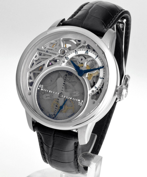 Maurice Lacroix Masterpiece Mysterious Seconds - 34,9% saved!*