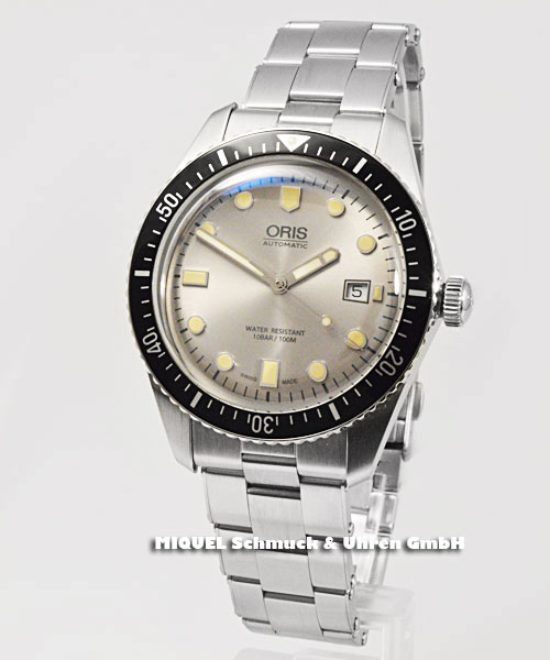 Oris Divers Sixty-Five - 31% saved !*