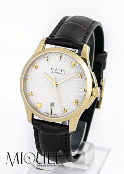 Gucci G-Timeless Automatic - Caution: 35% saved ! *