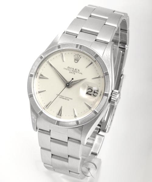 Rolex Oyster Perpetual Date Ref. 6535