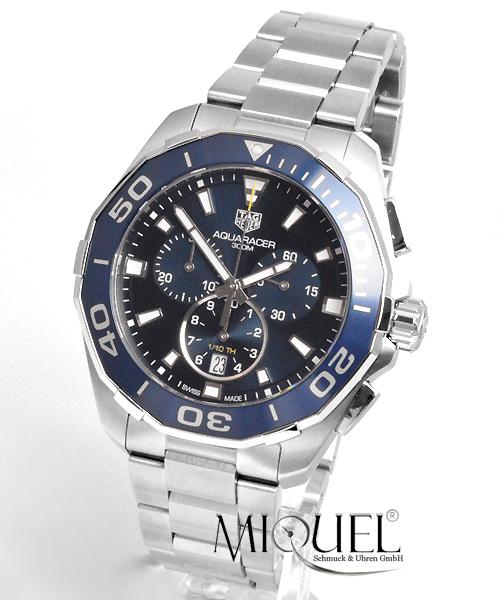 TAG Heuer Aquaracer 300M quartz Chronograph 43mm -23,3% saved*