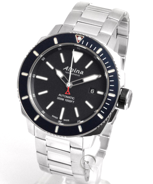 Alpina Seastrong Diver 300  - 34,4% saved! *