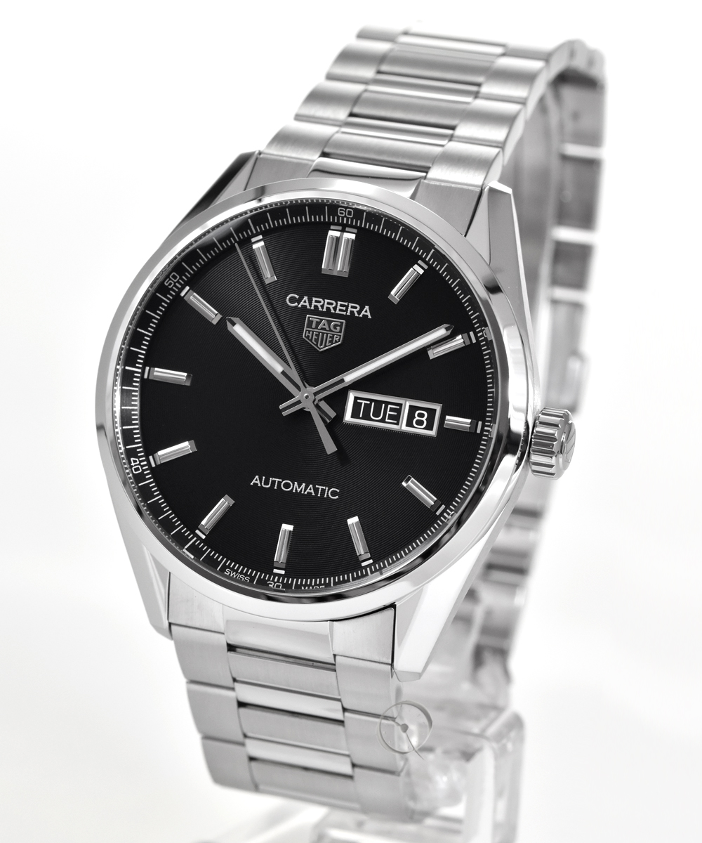 TAG Heuer Carrera calibre 5 Day Date -20% saved!*